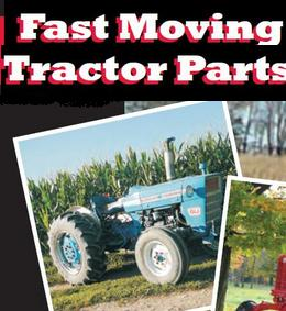 Free Fast Moving Tractor Parts Catalog